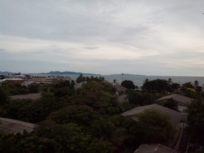 1-bedroom unit, 100 m. to the sea, Jomtien Soi 12, sea view, 1 month – 1 year