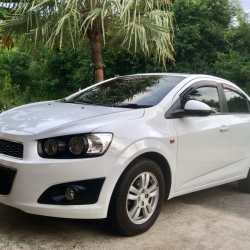 Chevrolet Sonic Mint Condition