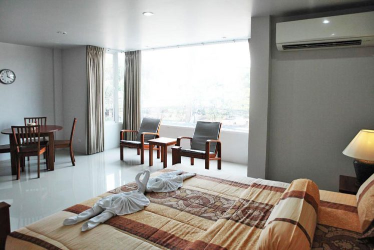1 Bed Luxury Beach Road Apartment, NaiHarn, Phuket