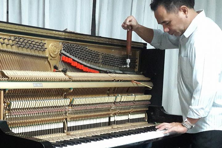 Pro Piano Tuner