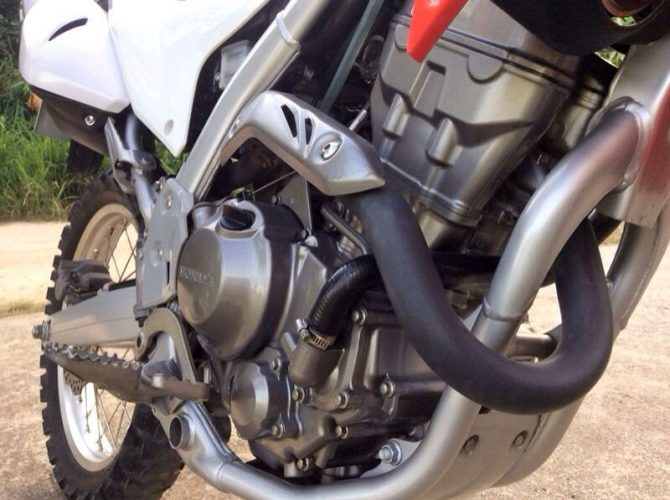 Honda Motocross Bike Crf 250L – 2013 – 13,000kms