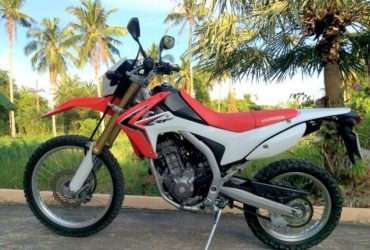Honda Motocross Bike Crf 250L – 2013 – 13,000kms