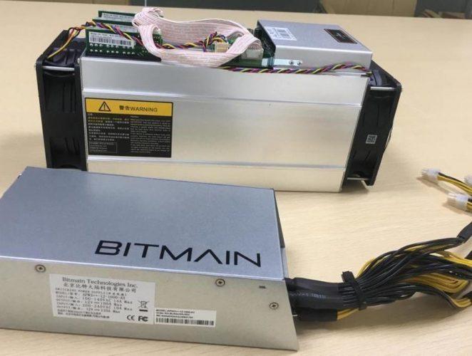 Brand New 2017 Bitmain Antminer S9 Bitcoin L3+ 28,720 THB
