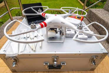 DJI Phantom 2 Quadcopter H3-3D FPV System For Sale