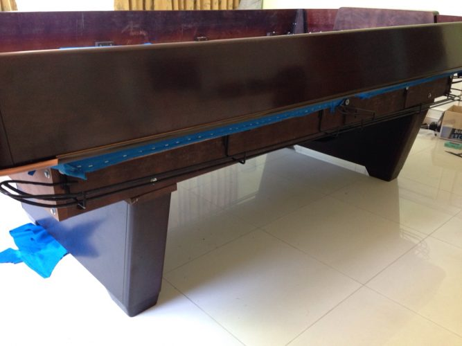 9ft and 8ft Taiwan Pool Table For Sale in Bangkok
