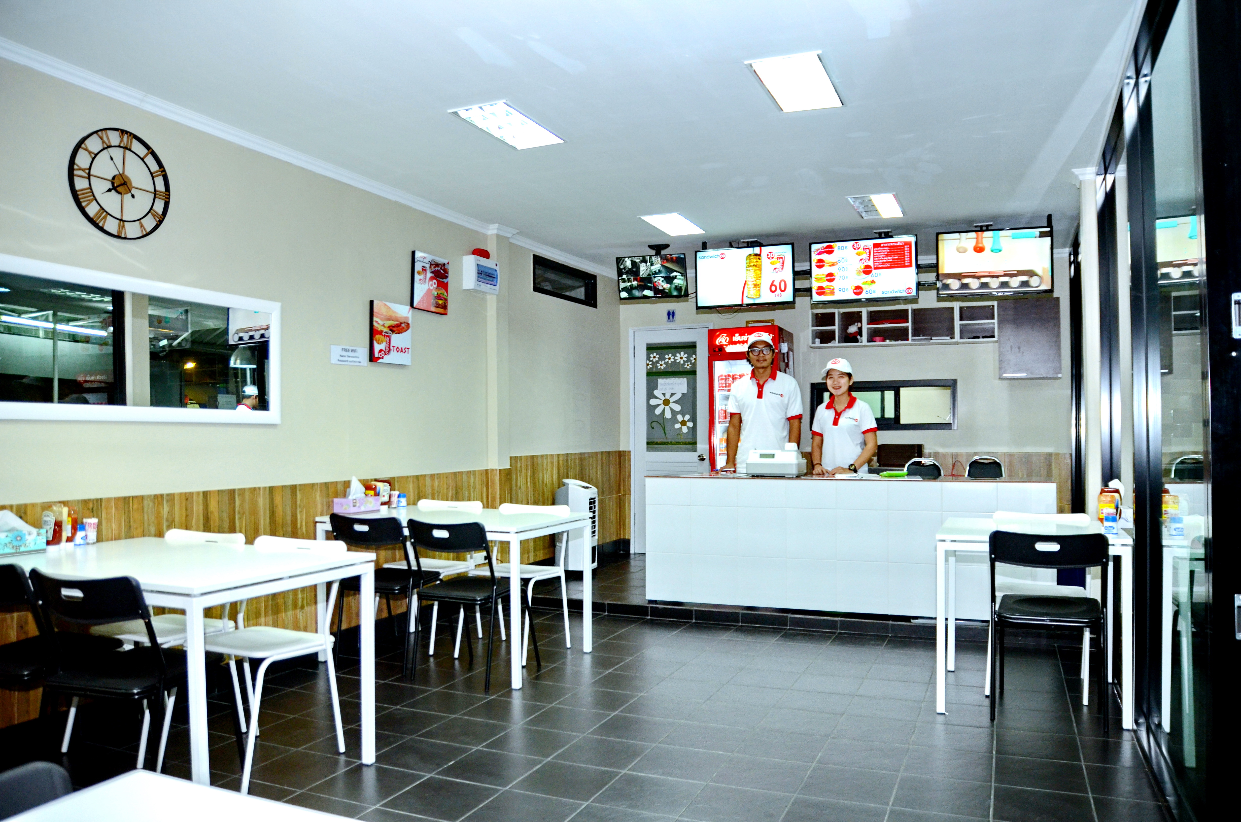 Profitable Fast Food Restaurant for SALE