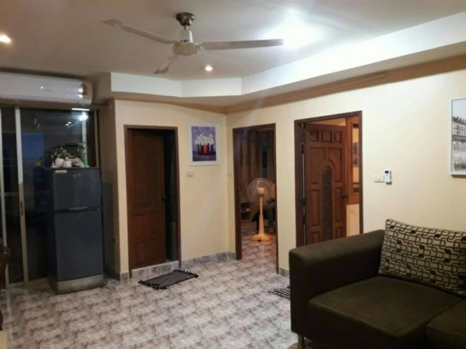 Pattaya Hagone Condotel 2 Bedroom Corner Unit For Sale