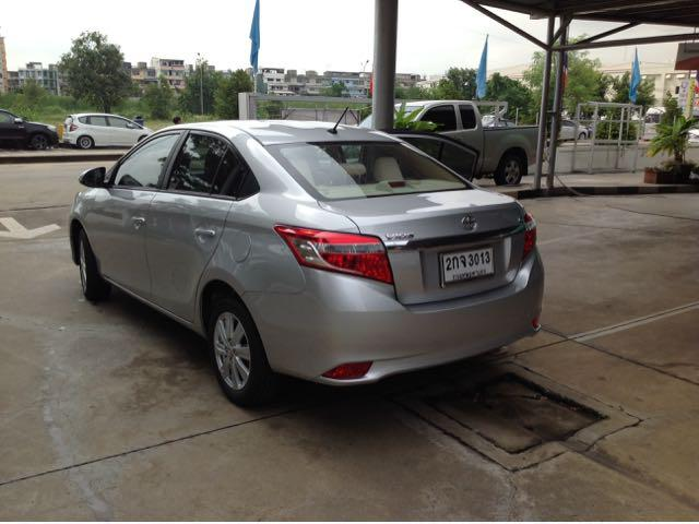 Toyota Vios 2013 petrol 5 doors