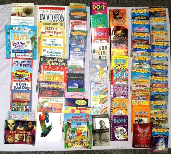 Kids Books for Sale – All English – Bangkok – Thailand