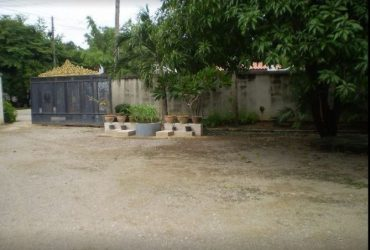 Freehold House approx 1 Rai land bounded asphalted access – near main road
