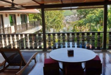 4 Bedroom Thai-Balinese Style Pool Villa for Sale – Nai Harn, Phuket