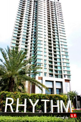 Condo for rent, Rhythm Condominium Ratchada – Huai Khwang