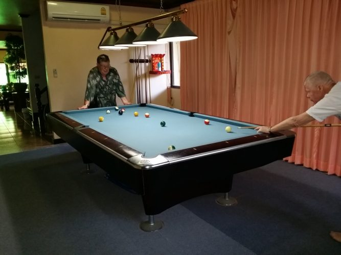LARGE BILLIARDS TABLE AT BELOW COST