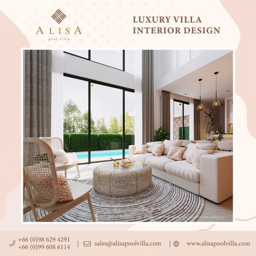 Luxury Villa for Sale Phuket Alisa Pool Villa Phuket