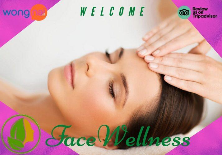 ออกกำลังกายใบหน้า ด้วย การนวดหน้า ศาสตร์ชั้นสูง ฟื้นฟู ริ้วรอย ร่องลึก by Face Wellness