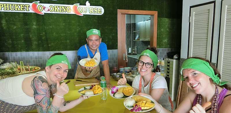 Thai Cooking Classes Phuket