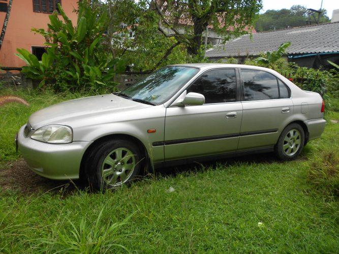1999 Imported Honda 1.8 lt civic
