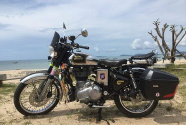Royal Enfield Classic 500 EFI Chrome for Sale in Banchang