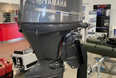 Used Yamaha 90 HP Outboard Motor For Sale